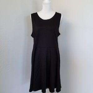 Old Navy Black Knit Dress